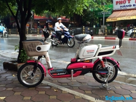 Xe đạp điệnHonda A6