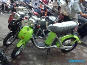 Xe đạp điện Nijia đời 2014